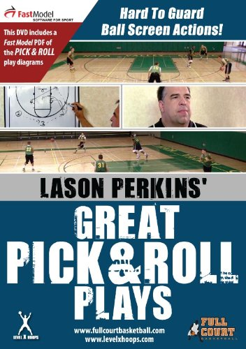 great pick and roll front