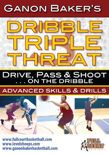 Dribble Triple Threat Front