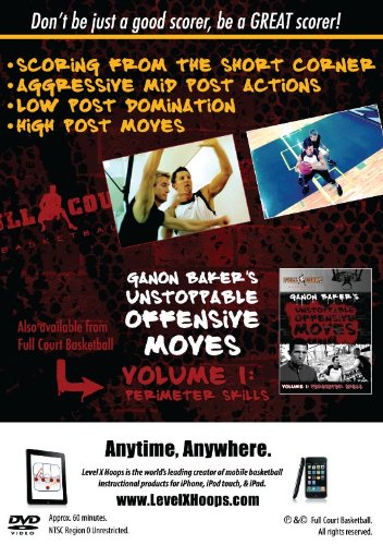 unstoppable offensive moves vol2 back