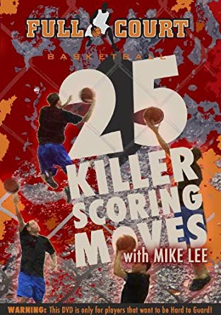 25 Killer Moves Front