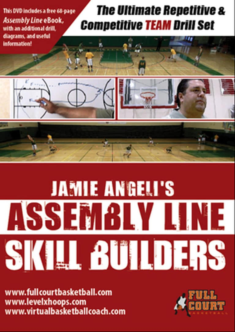 Assembly line Skill Builders front