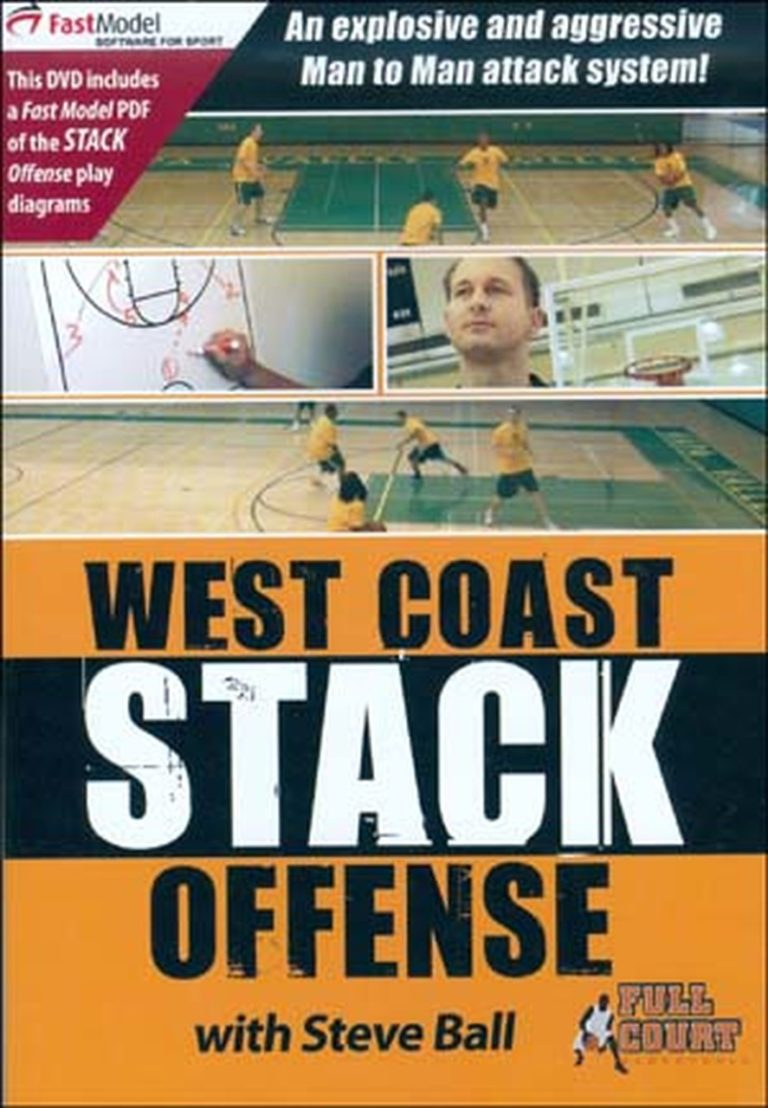 West Coast Stack Offense Front